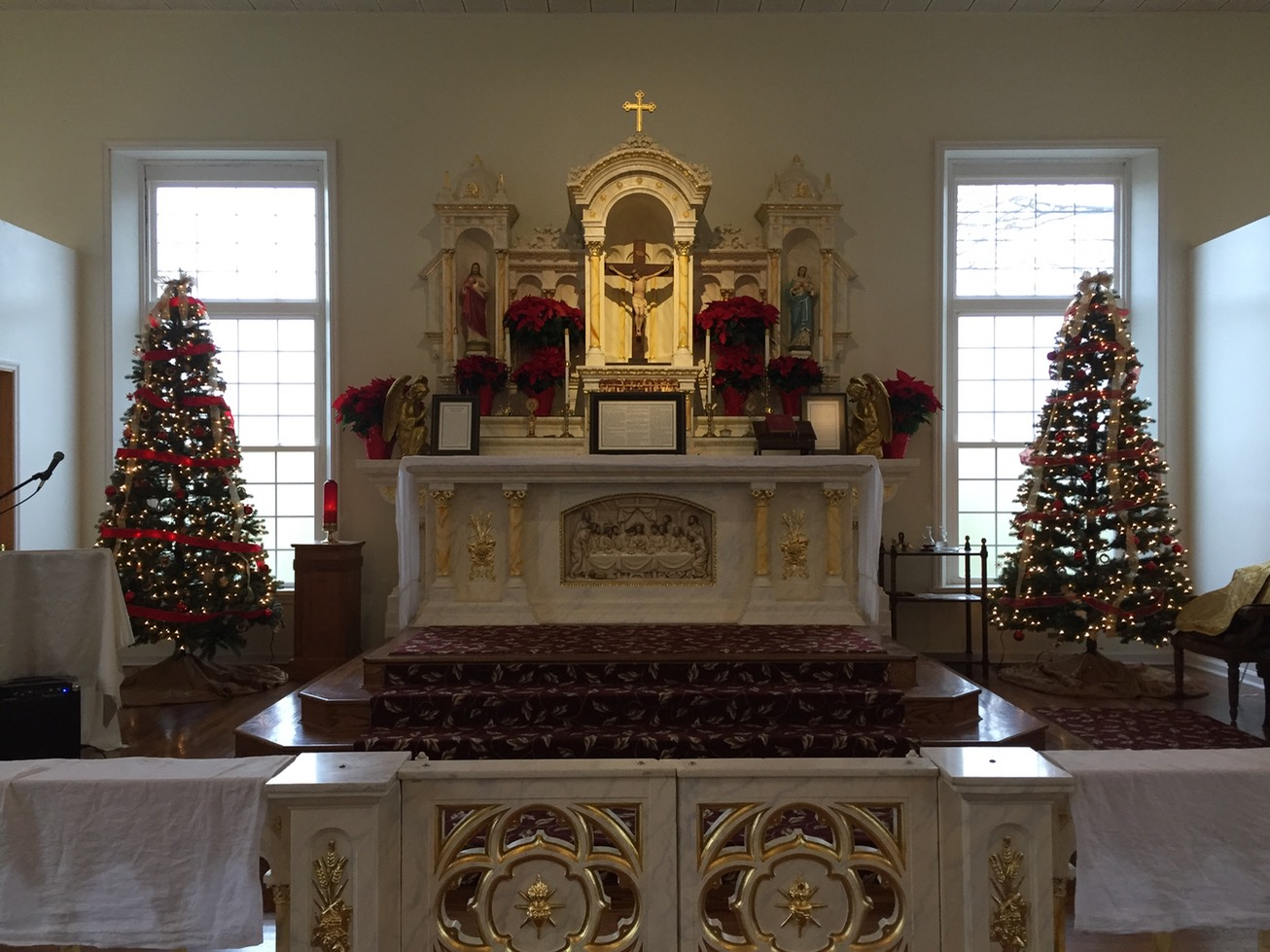 photo album christmas 2016 st therese the little flower
